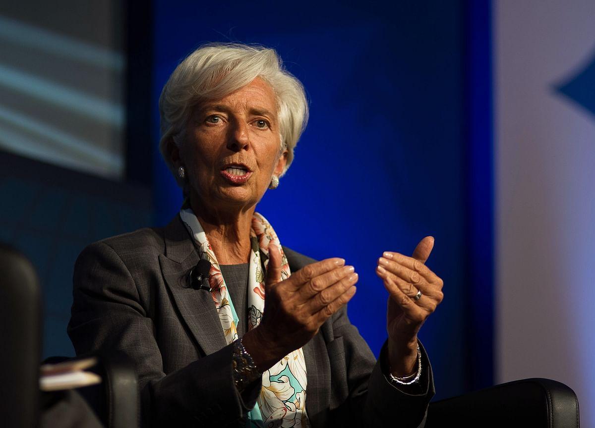 Europe Set to Keep Hold of IMF Leadership as Lagarde Leaves