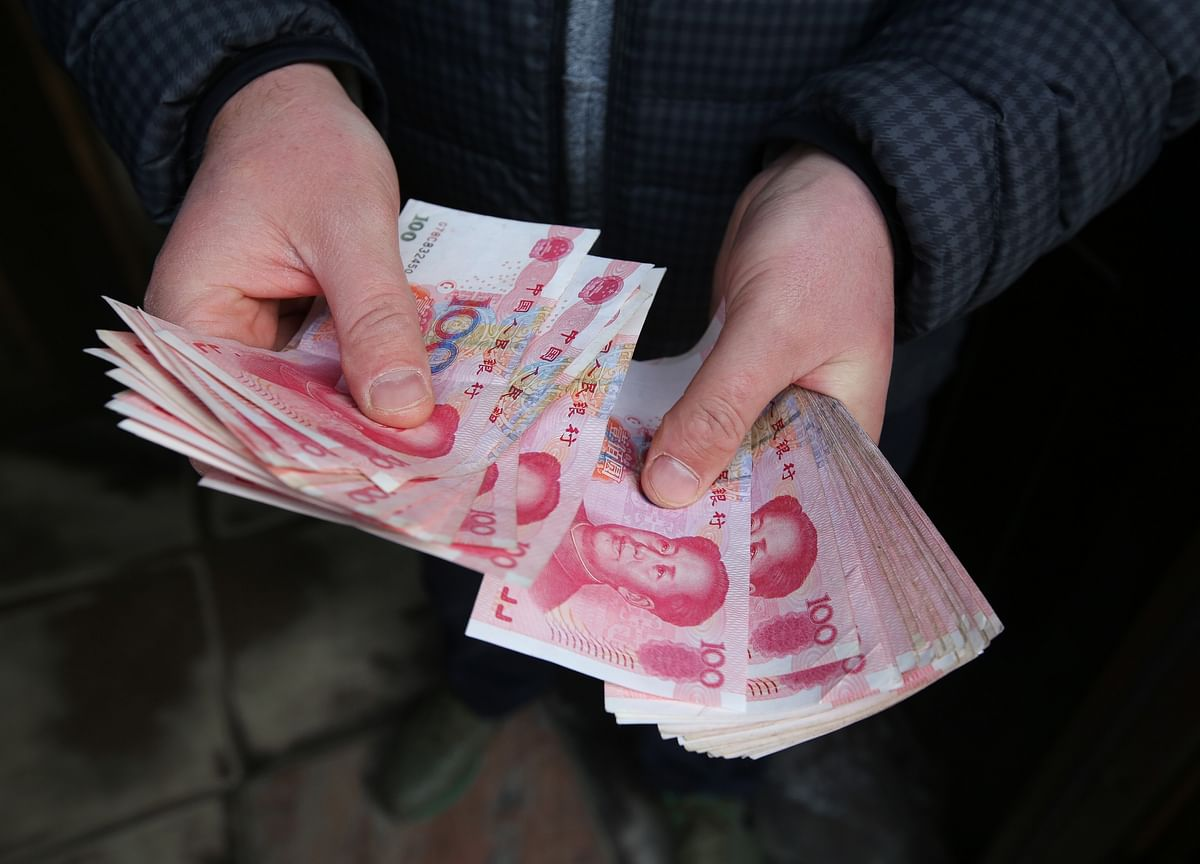 China Sets Timetable to End Foreign Financial Ownership Caps