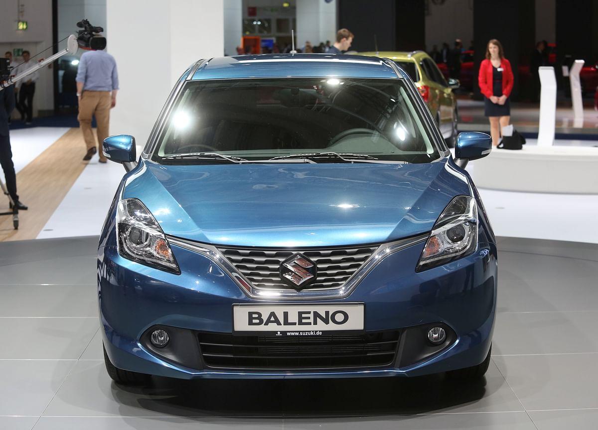 Maruti Launches Baleno With BS-VI Compliant Petrol Engine