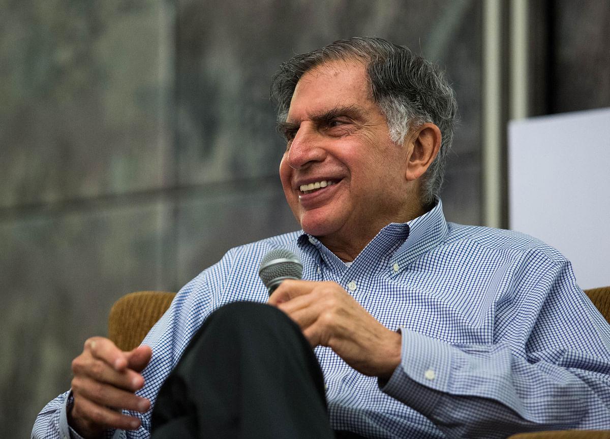 Ratan Tata Bets On Ola's Electric Vehicle Push