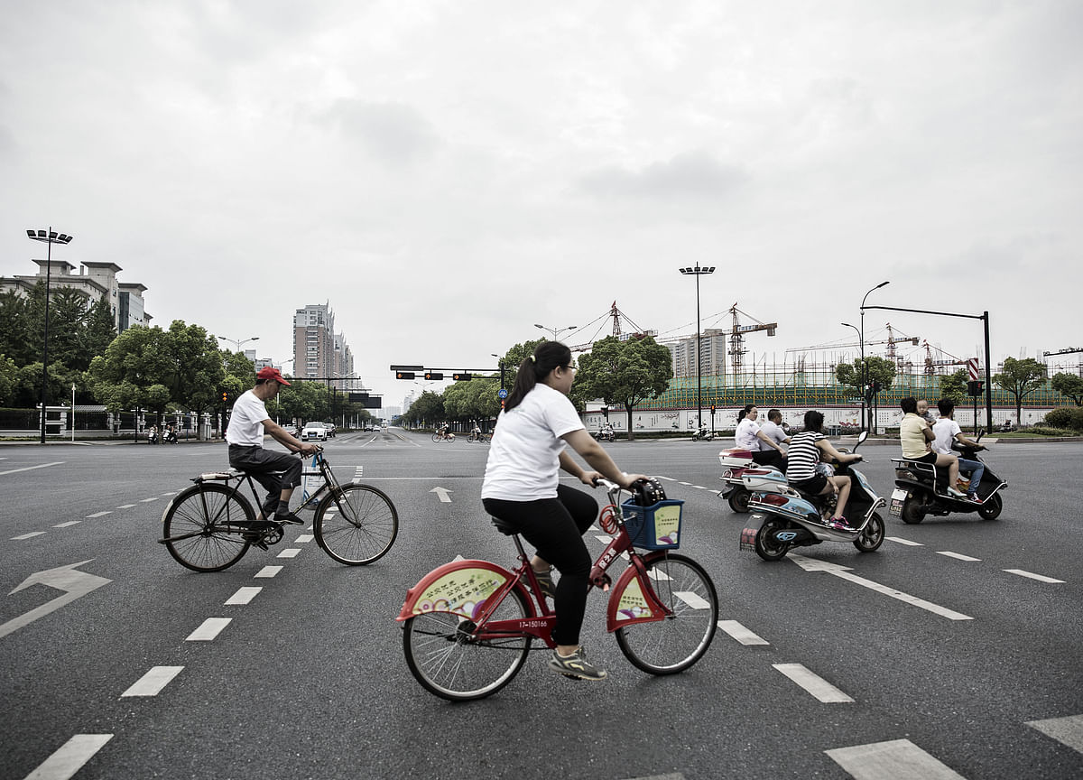China Might Lead the World Back to the Bicycle