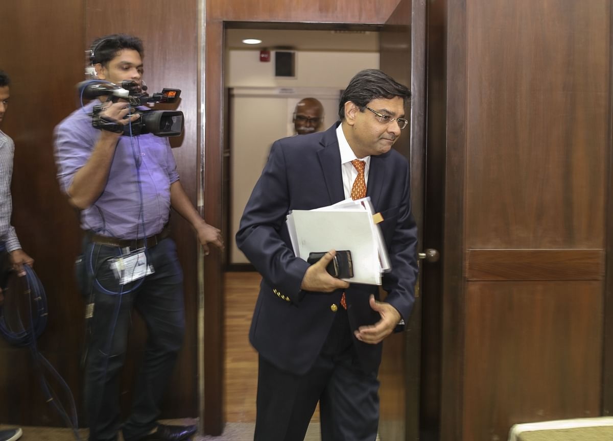Patel's Big Day Out Signals Abrupt Shift From Rajan's Era