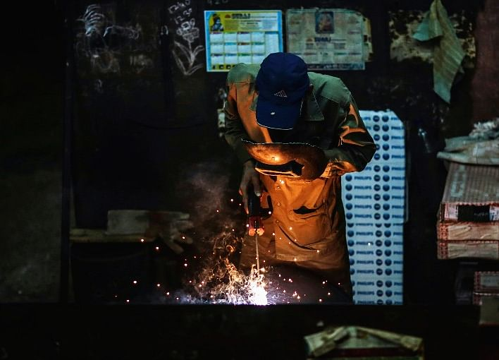 IIP Growth At Nine-Month High In July