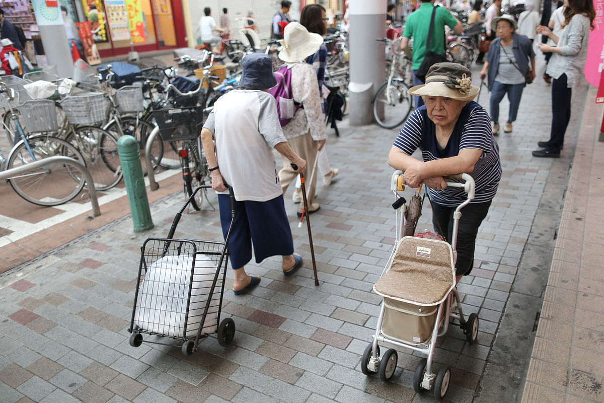 Japanese Women Face a Future of Poverty