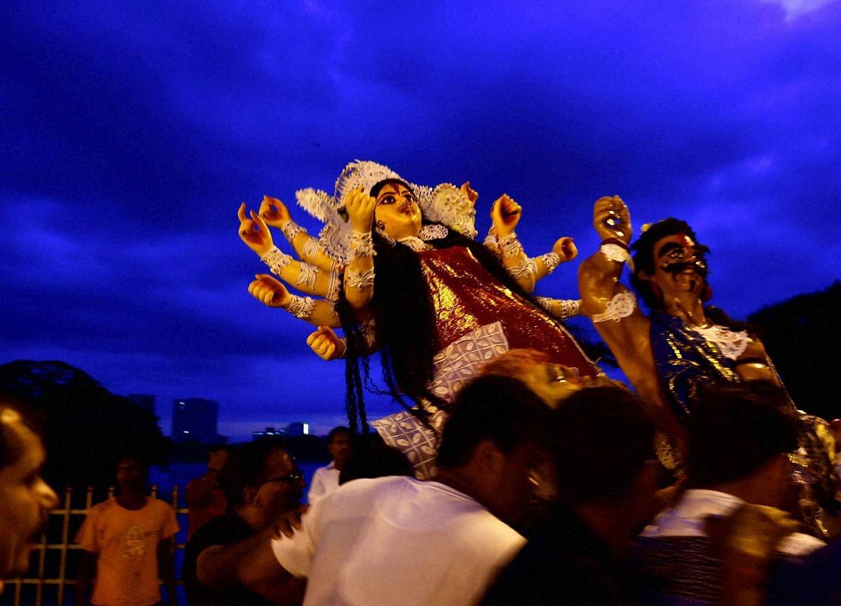 Mamata Banerjee To Virtually Inaugurate Durga Pujas This Year