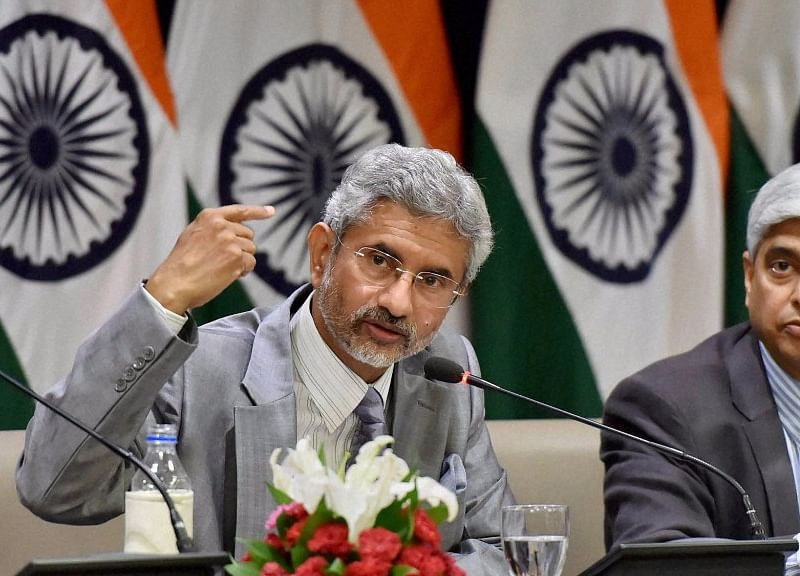 H-1B Visa Issue: U.S. Shouldn't Obstruct Flow Of Talent From India, S Jaishankar Says