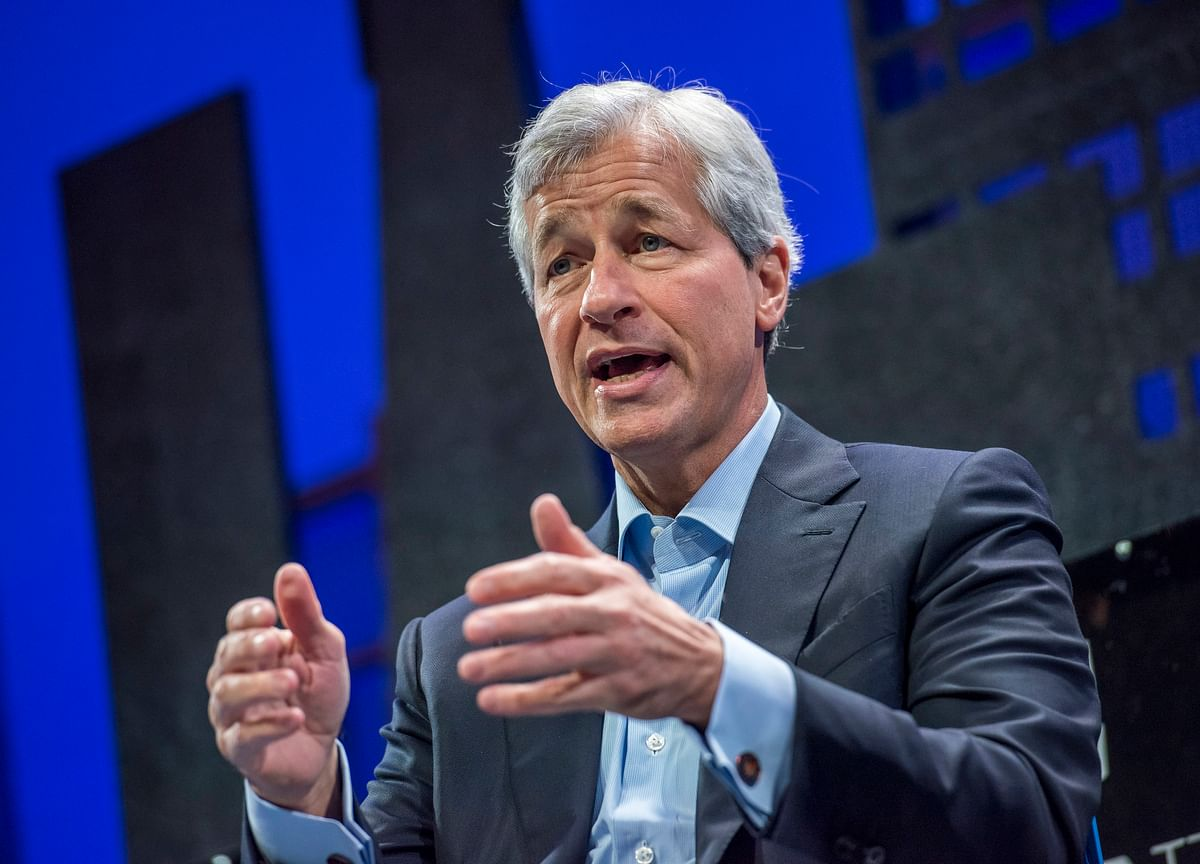 JPMorgan's Jamie Dimon Says He Expects U.S.-China Phase-One Trade Deal