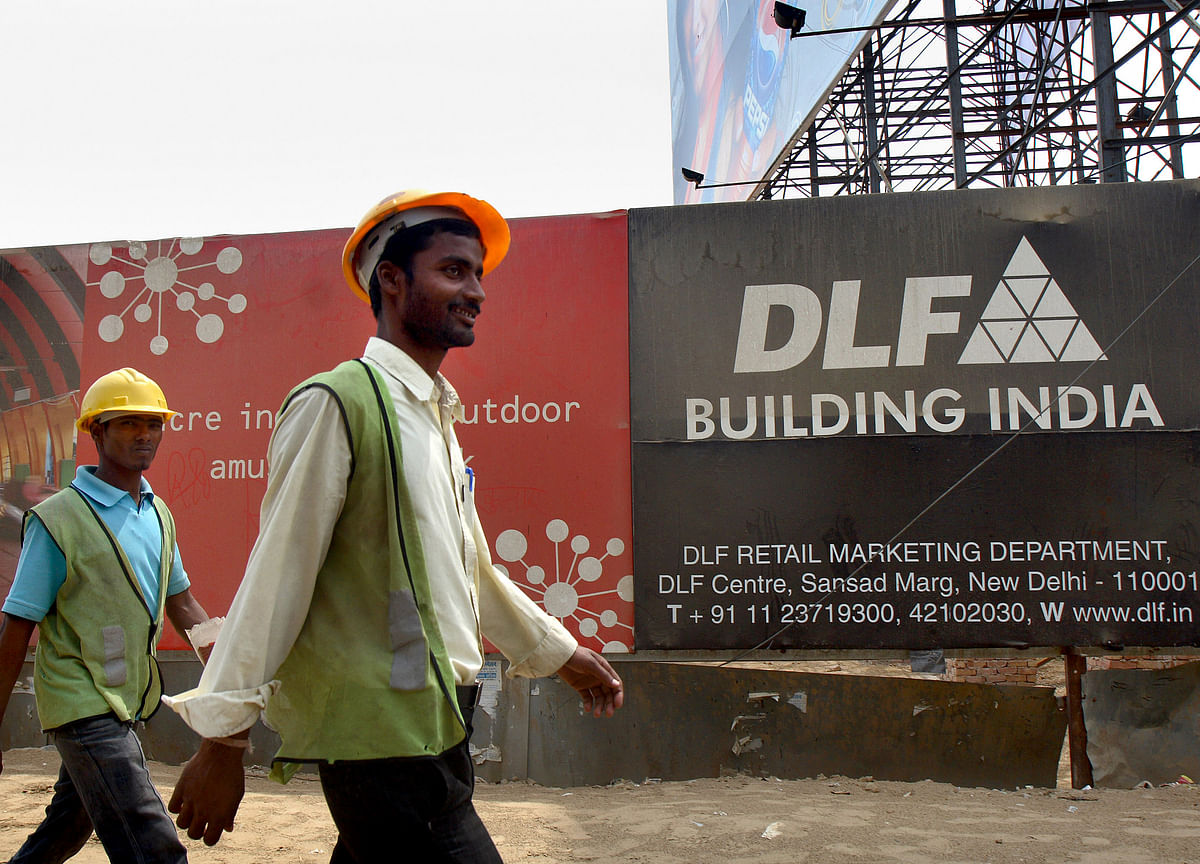 DLF Expects To Halve Its Debt By March Next Year