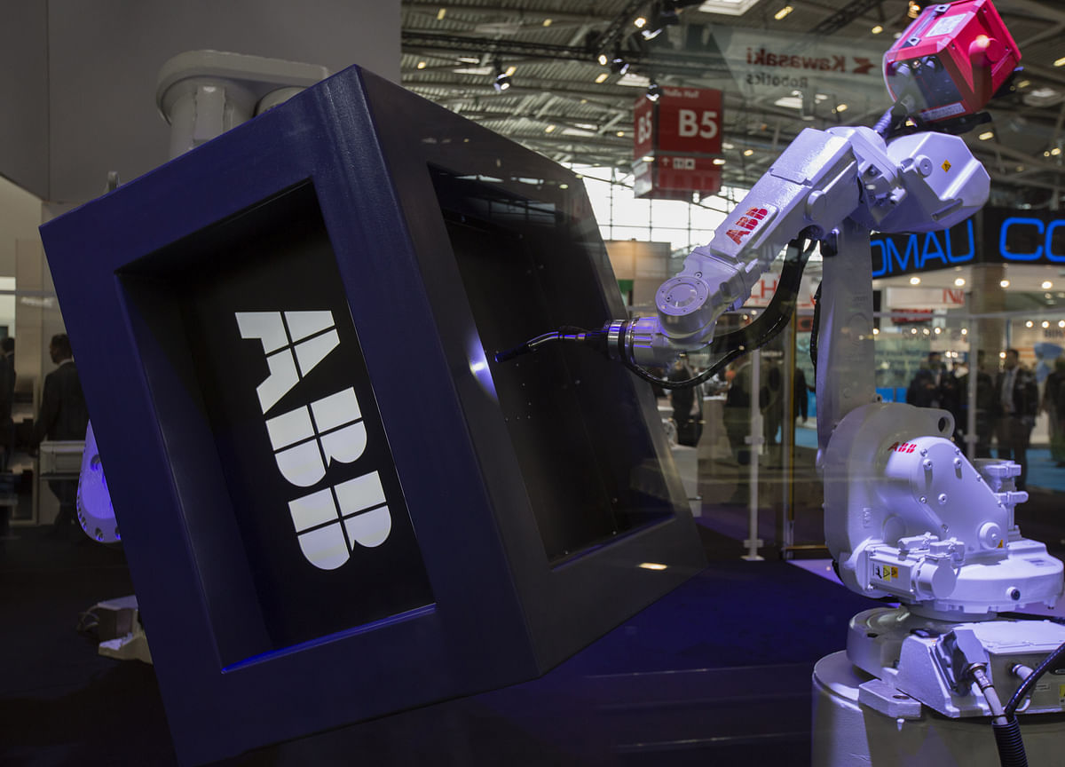 ABB to Invest $150 Million in Robotics Factory in Shanghai