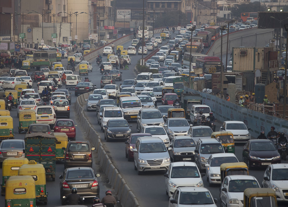 Passenger Vehicles Rise 6.38% In March; Car Sales Rise Marginally