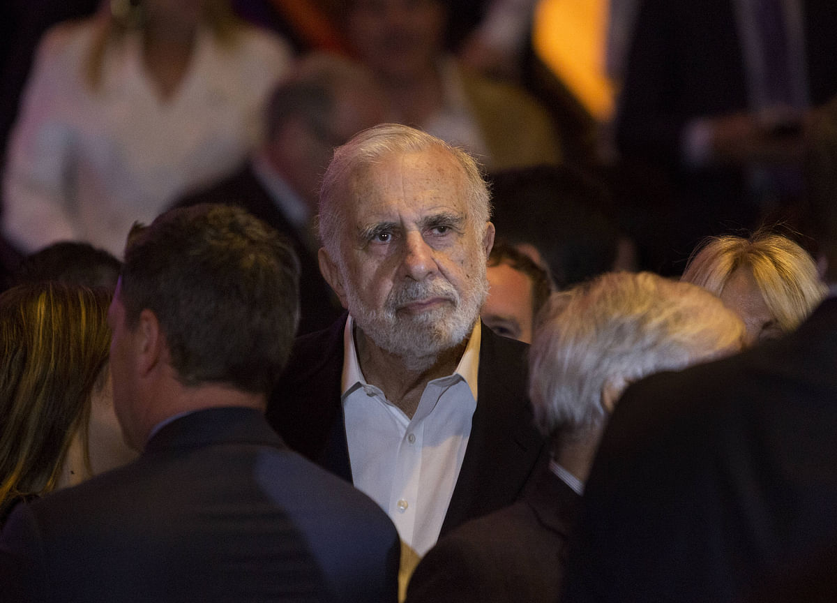 Icahn Sold Down Stake in Steel-Linked Investment Before Tariffs
