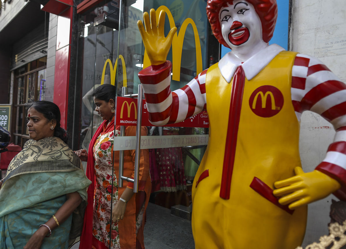 McDonald's Selects Sanjeev Agarwal As New Partner For North, East India Markets