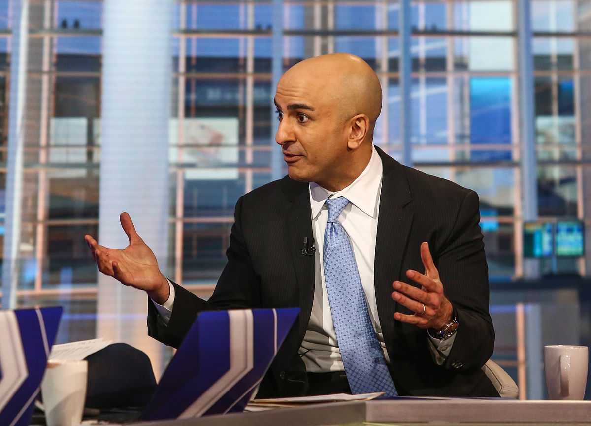 Kashkari Says Fed Confused About What's Next After Neutral Rates
