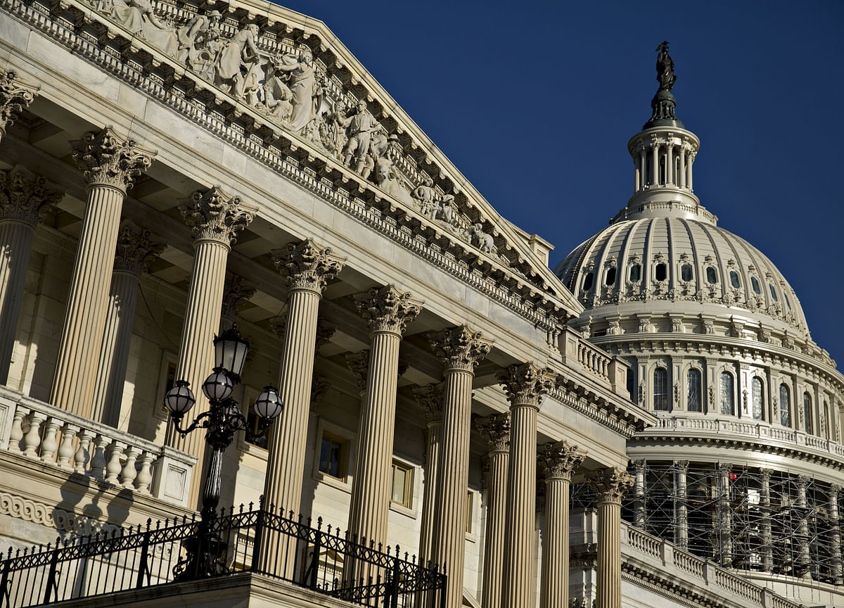 U.S. Budget Gap Triples to Record $3.1 Trillion on Virus Relief