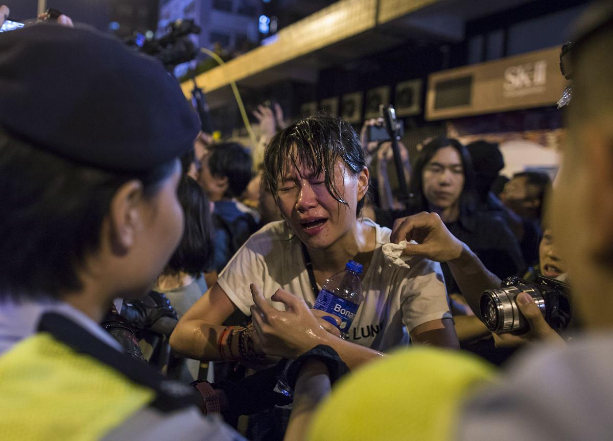 Hong Kong's Despair Runs Deeper ThanProtests