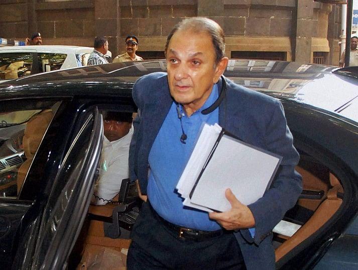 Nusli Wadia, chairman of the Wadia Group. (Photograph: PTI)