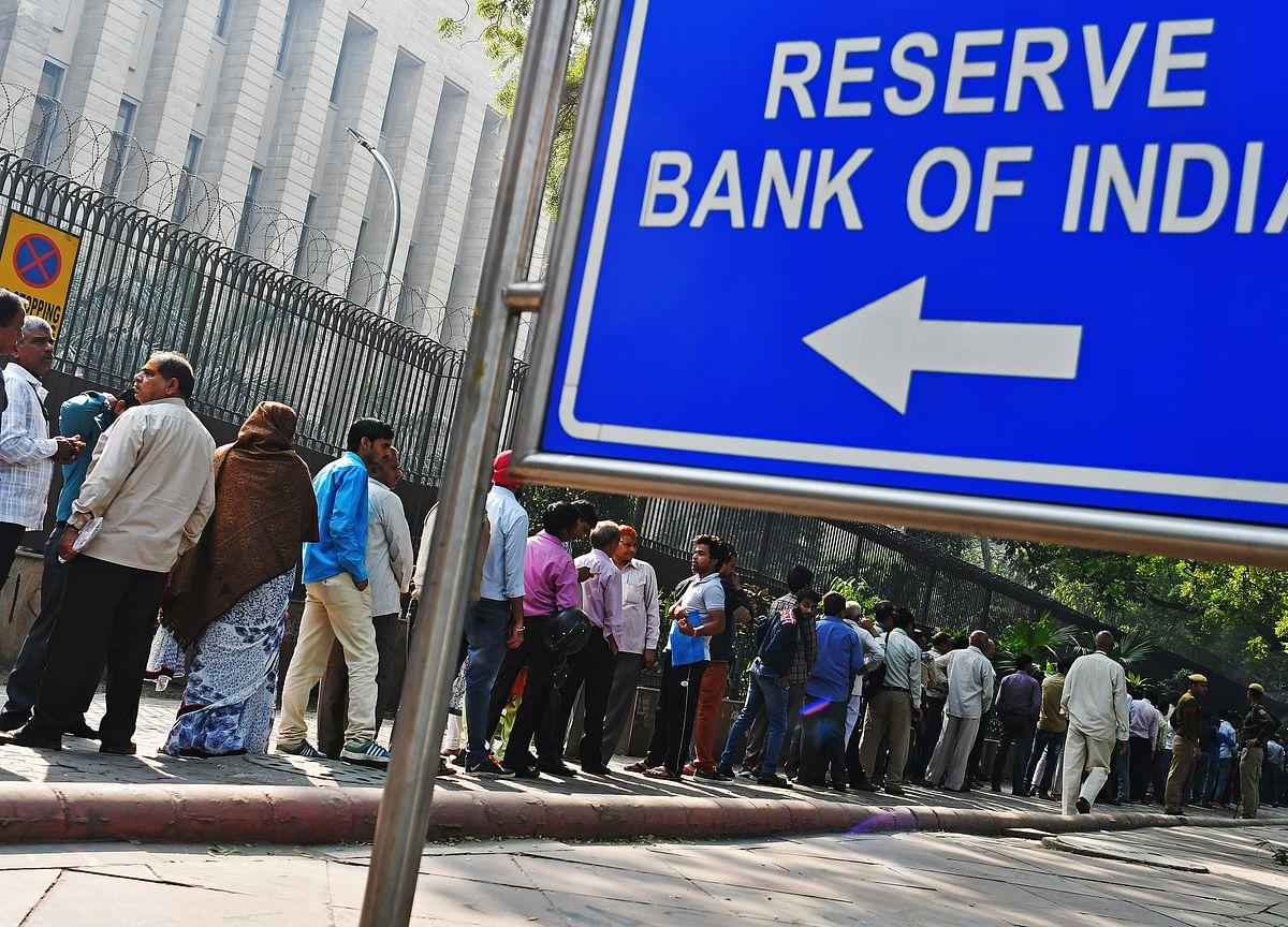 RBI May Use Short Term Bills To Sterilise Liquidity