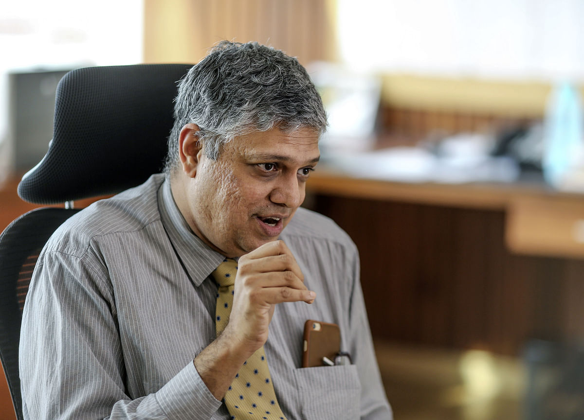 Bulls Interrupted: Indian Investors Don't Realise We Are In A Low-Rate World, Says ICICI Prudential AMC's S Naren