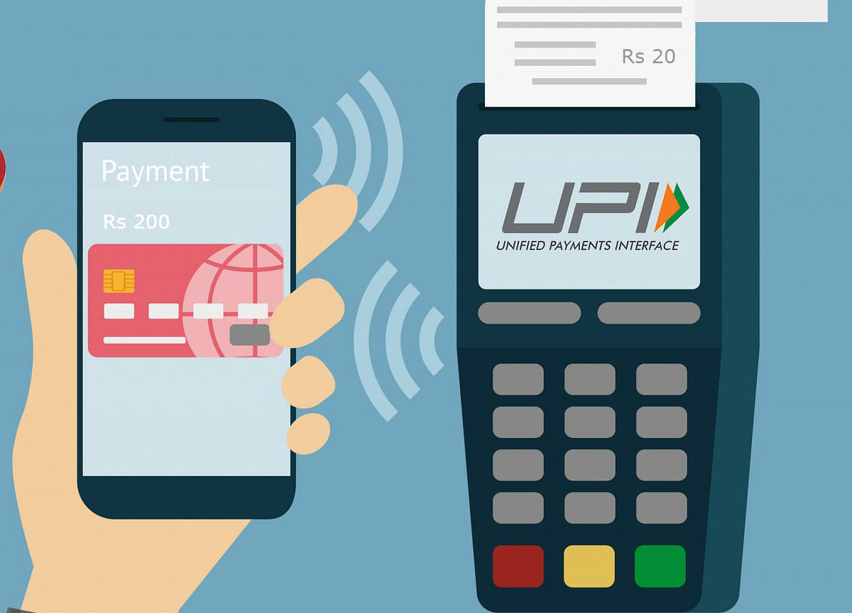 UPI Comes To Point-Of-Sale Machines As NPCI Seeks To Increase Merchant Users
