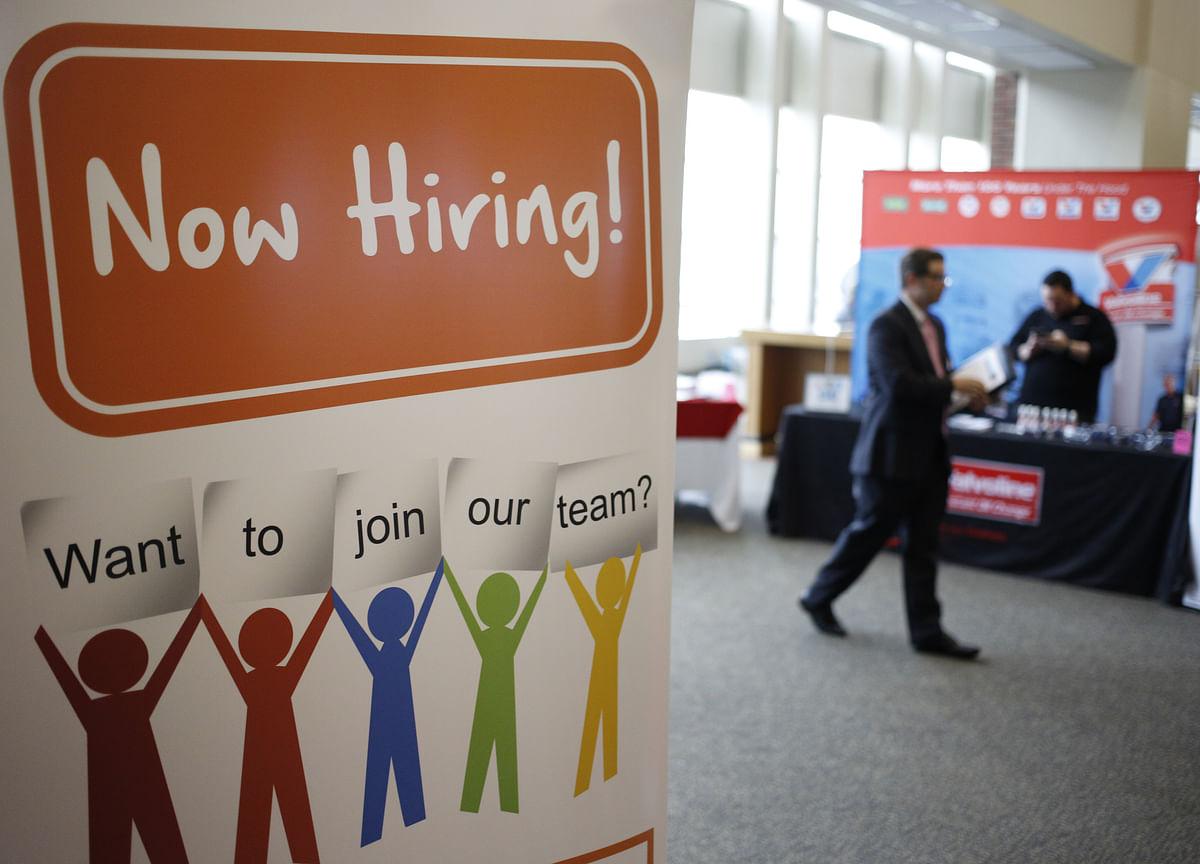 TeamLease Says Firms In Most Sectors Intend To Ramp Up Hiring