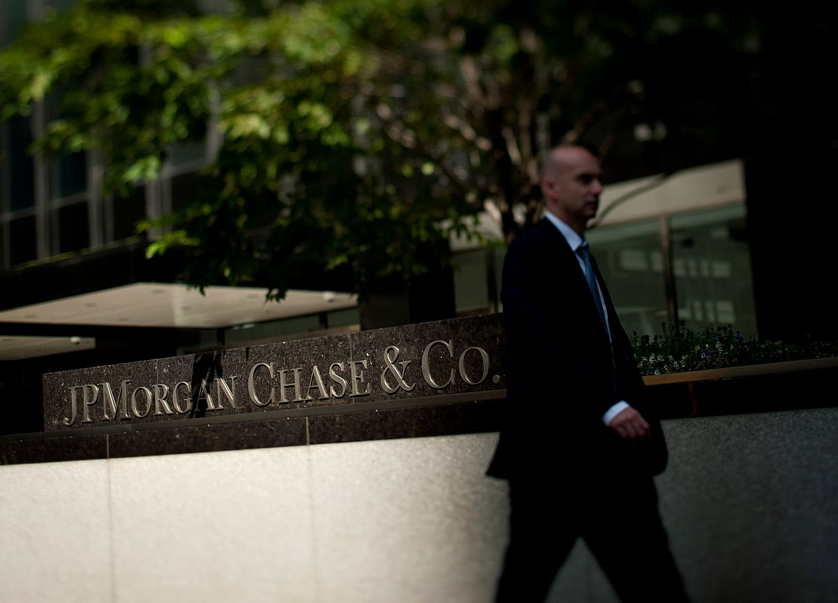JPMorgan Gets One More Boost Off Rate Hikes Before Fed Pause
