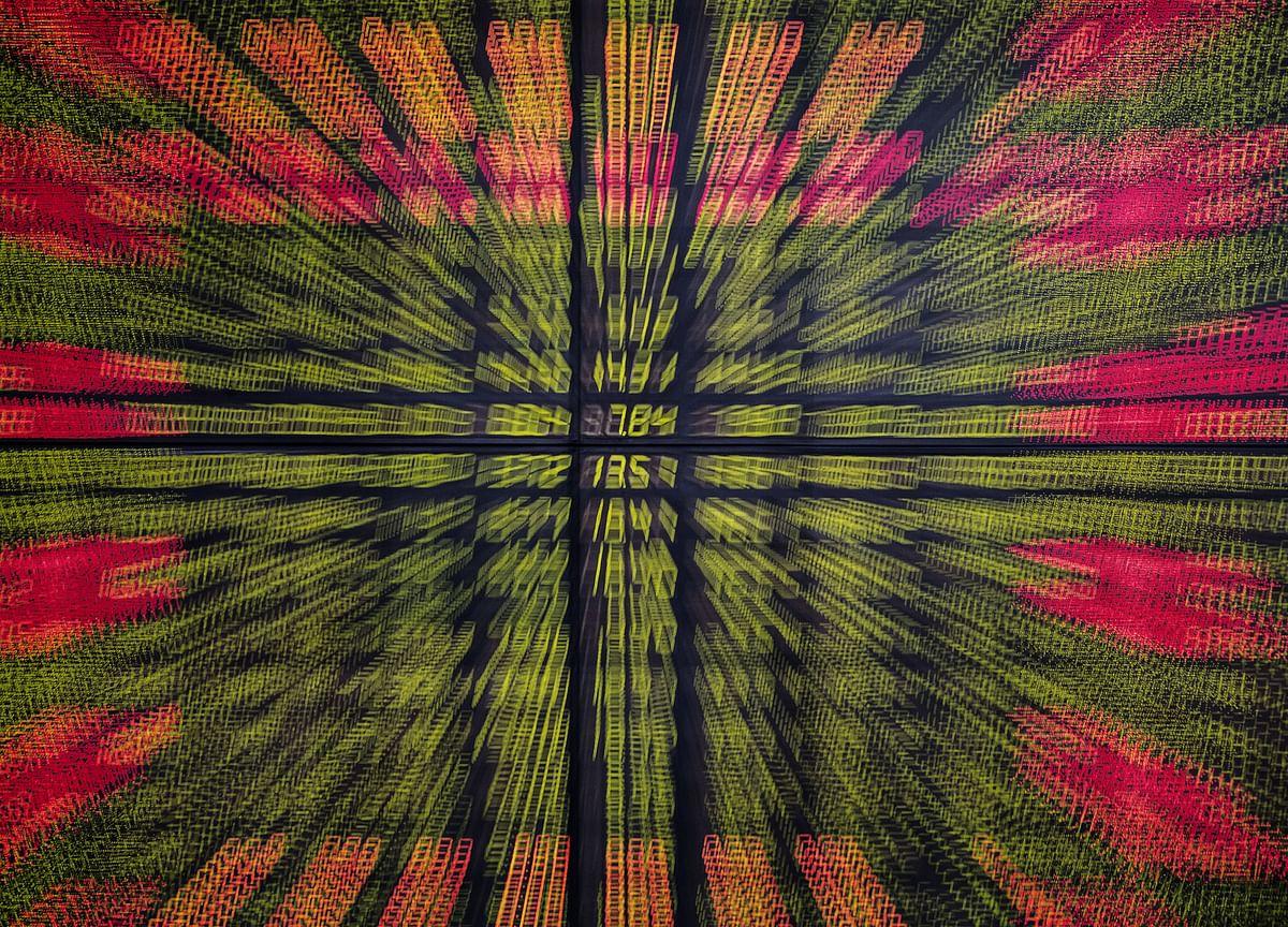 In China's Strange Bull Market, Most Stocks Are Retreating
