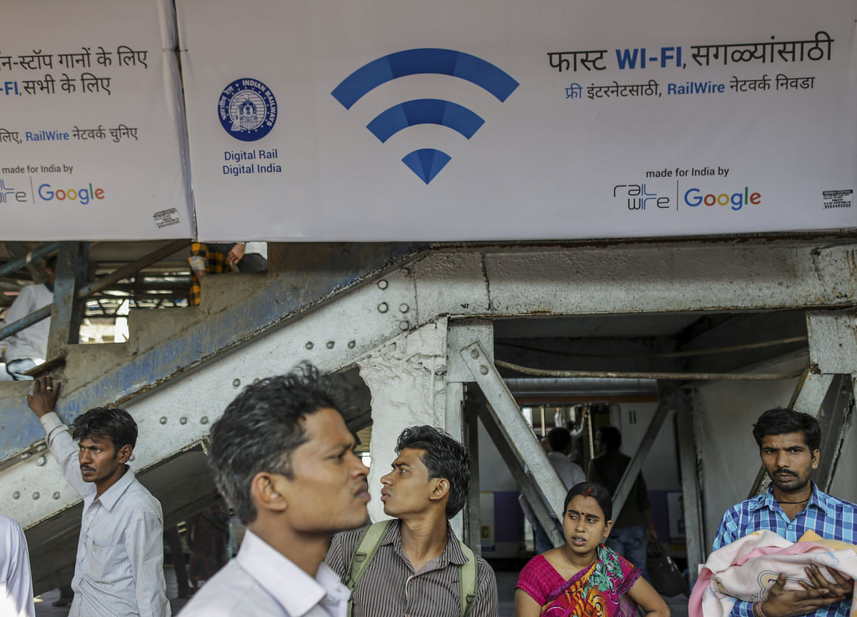 Railtel To Sell Shares At Rs 93-94 Apiece In IPO