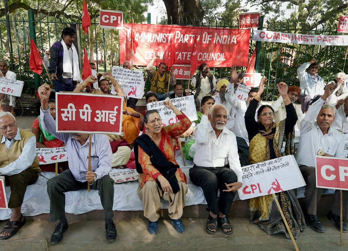 Demonetisation: CPI(M) Joins Legal Battle In Supreme Court