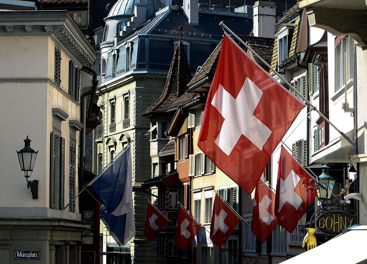 Switzerland Is Held Captive By Its Big Neighbor