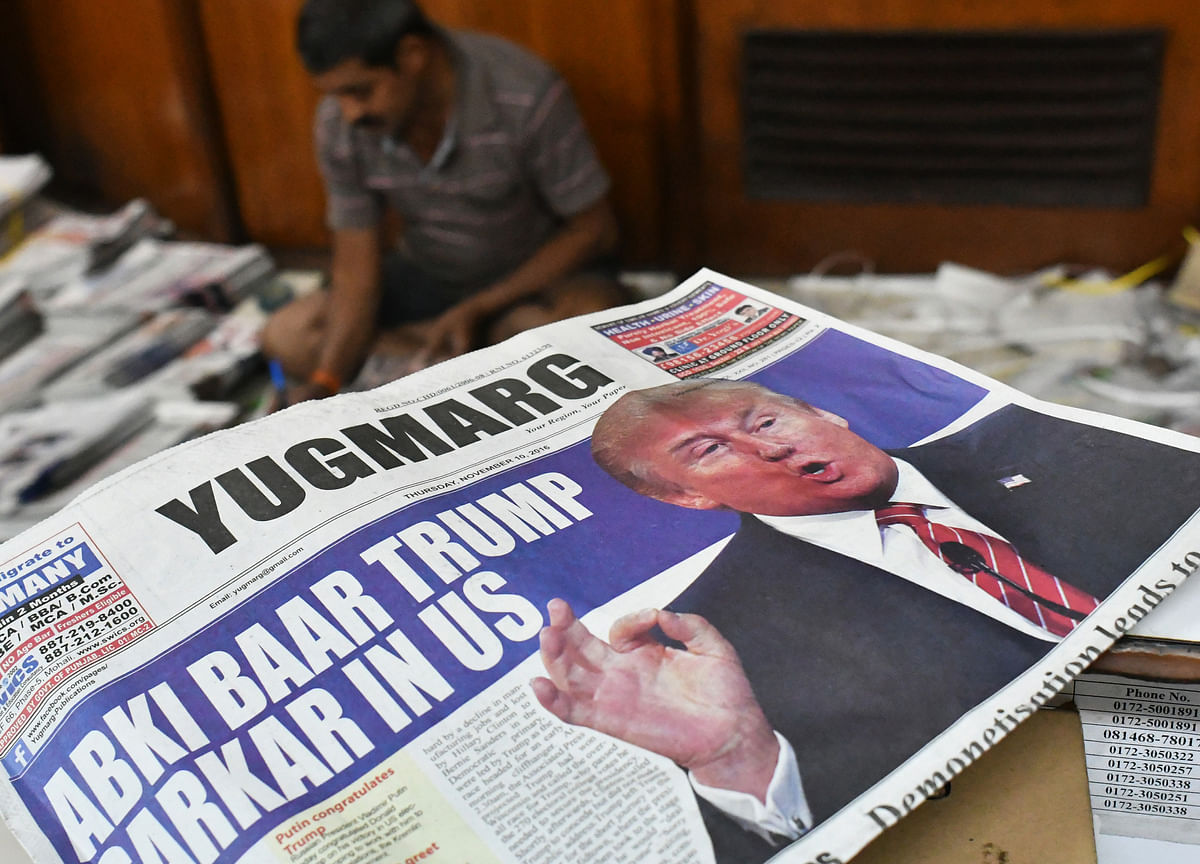 India Must Seize The Small Opportunities In A Trump Presidency