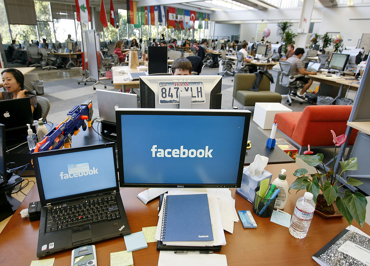 Facebook Grappling With Employee Anger Over Moderator Conditions