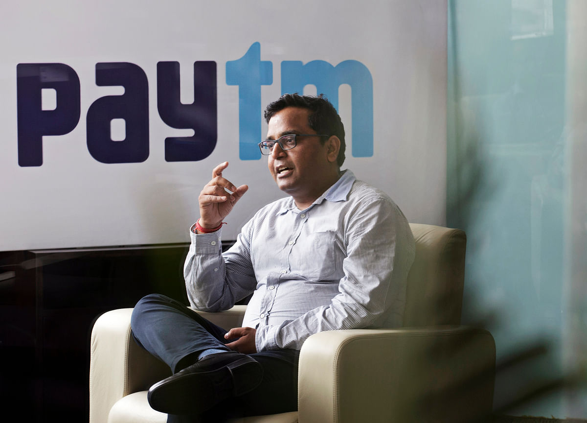Paytm Gets $1 Billion Funding To Defend Its Turf In India's Crowded Payments Market