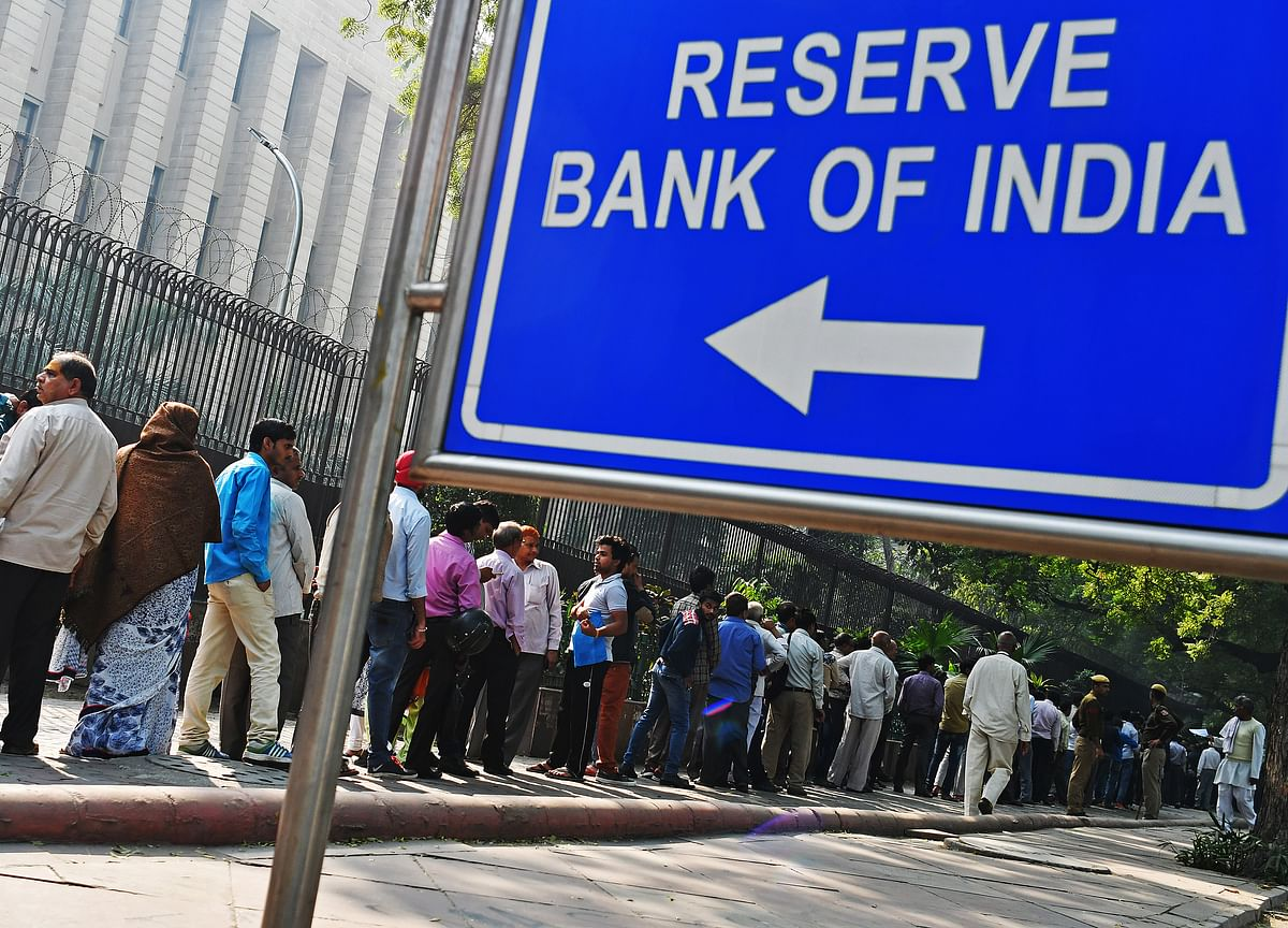 Half-Point India Rate Cut Seen by Economist Amid Cash Chaos
