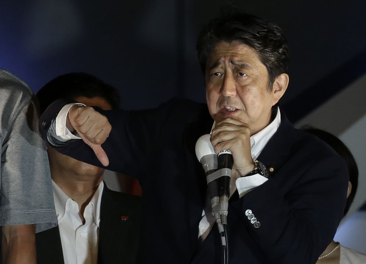 Abe School Scandal Gathers Steam as Tax Agency Chief Resigns