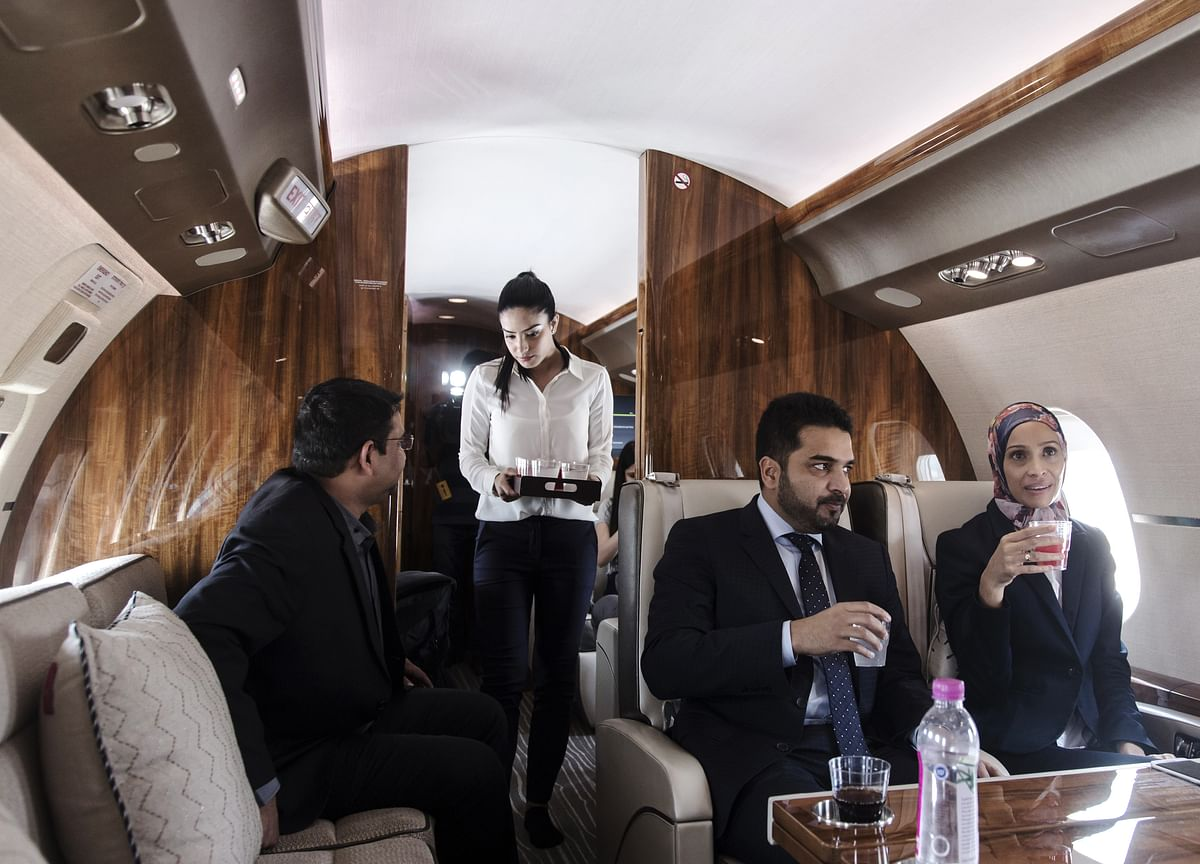 Free Wine Endangered on Asian Airlines After OPEC Accord