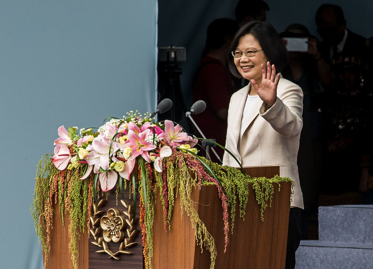 Tsai's Record Victory Moves Taiwan Further From Xi's Grasp