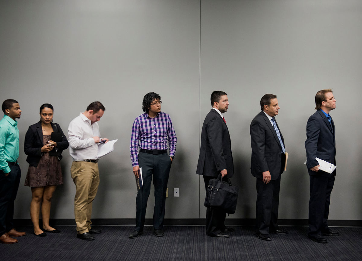 U.S. Jobless Claims Are Poised for Historic Surge