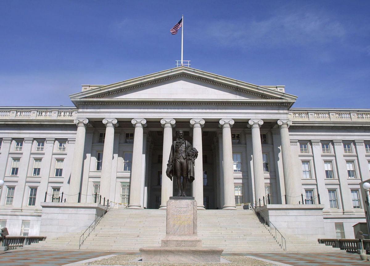 Treasury Sees 2018 Borrowing Needs Surging to $1.34 Trillion