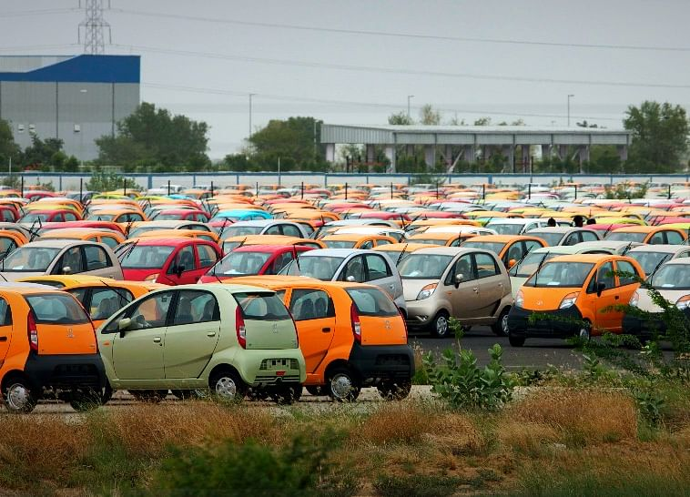Only One Tata Nano Sold Since February, No Production Since January