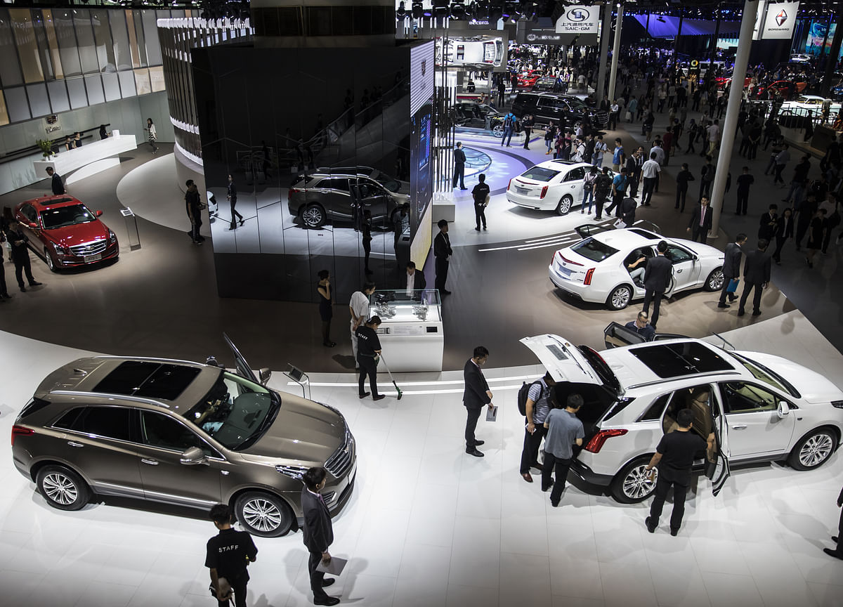 World's Largest Car Market Reports Second Straight Annual Decline