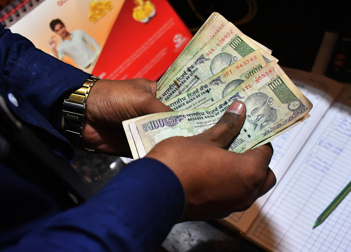 Currency In Circulation Rises Rs 3.23 Lakh Crore In First Nine Months Of FY21