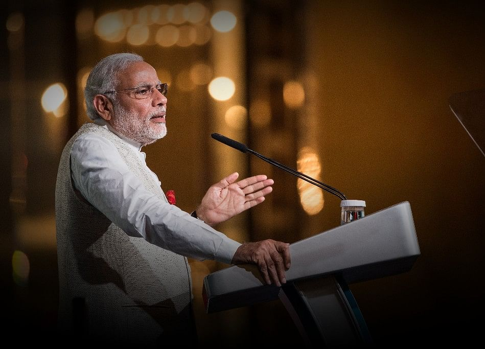 Modi Hints At Possible Increase In Long-Term Capital Gains Tax