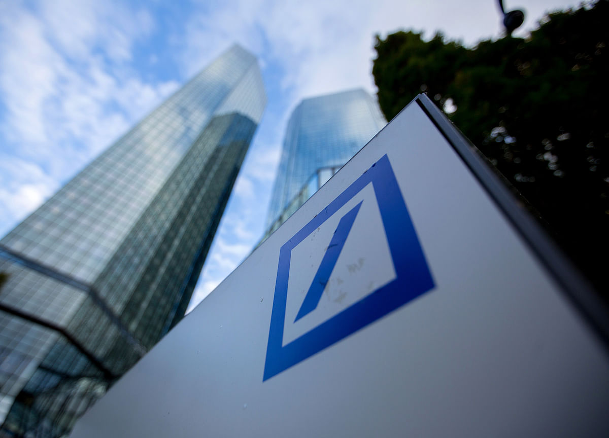 Deutsche Bank CFO Lauds German Economy as Lender Focuses on Home