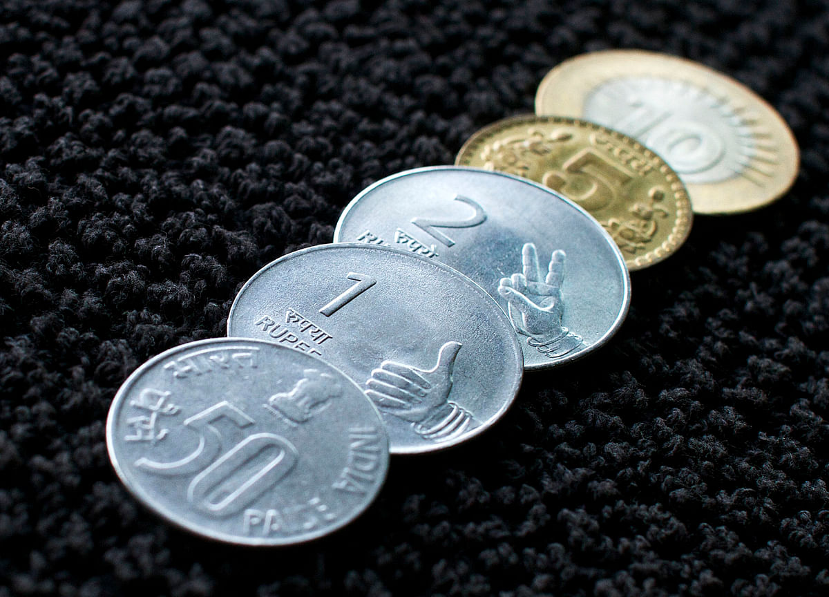 Rupee Plunges To Close At Over Six-Month Low Of 71.43