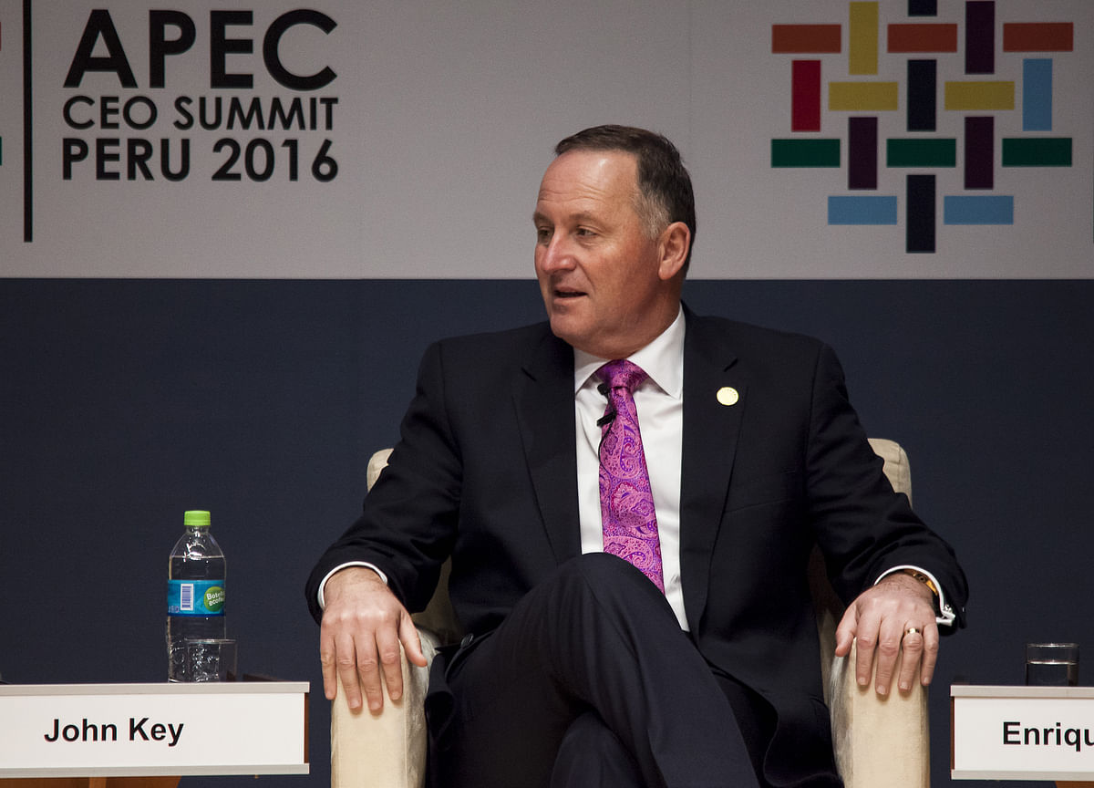 New Zealand's John Key to Step Down as Prime Minister