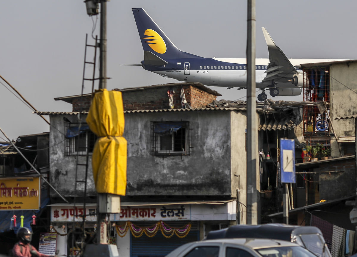 How an Airline Is Casting a Shadow on India's Elections