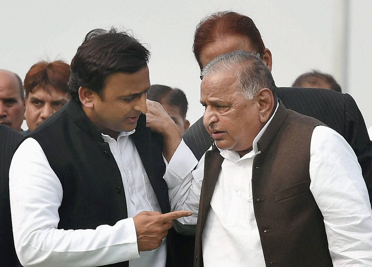 No Proof In Allegations Against Mulayam, Akhilesh In Disproportionate Assets Case: CBI