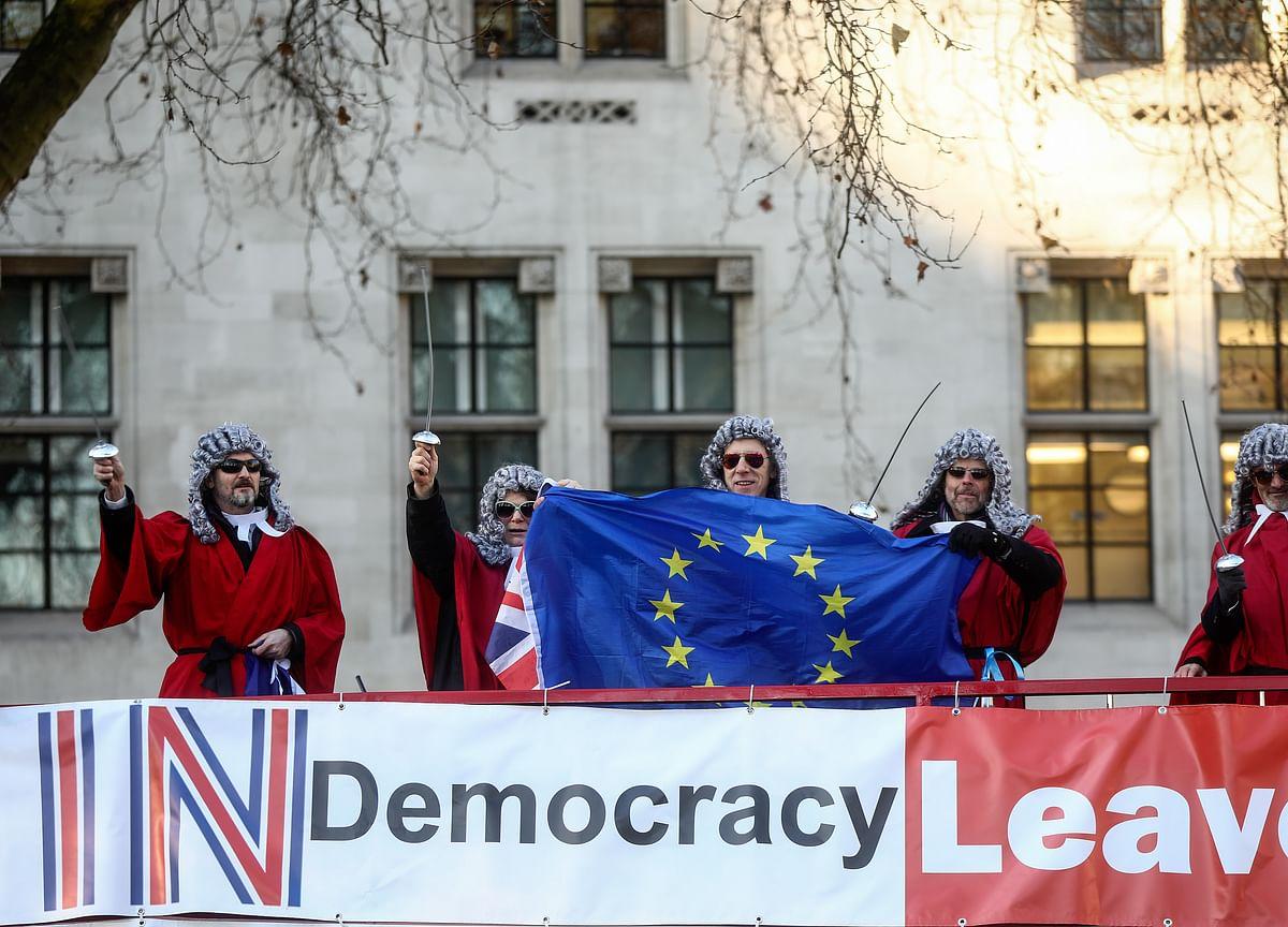 Supreme Court Brexit Hearing Moves EU Exit Decision Closer
