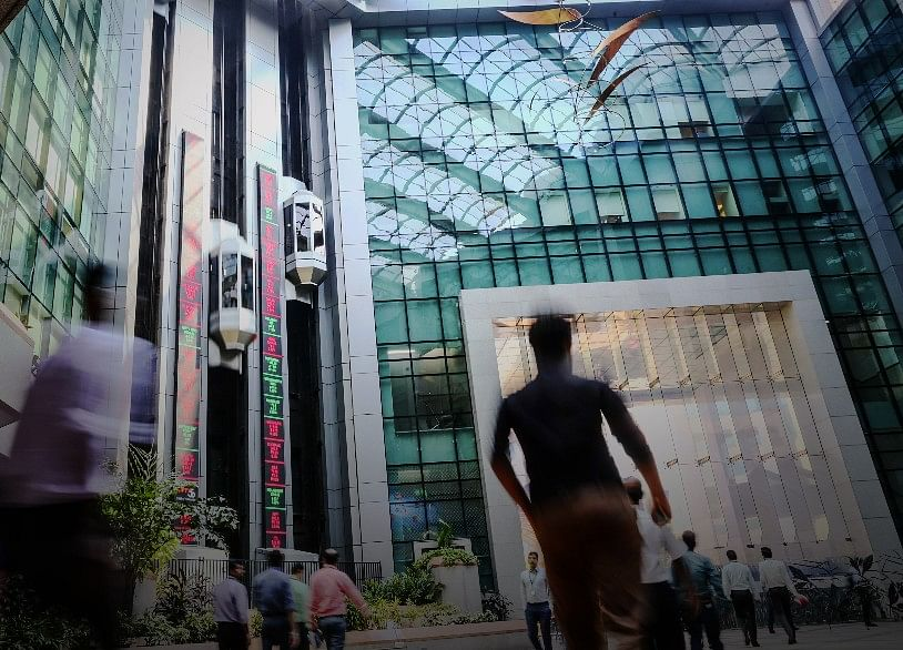 NSE Files Draft Prospectus For Rs 10,000 Crore IPO; To Sell 25% Stake