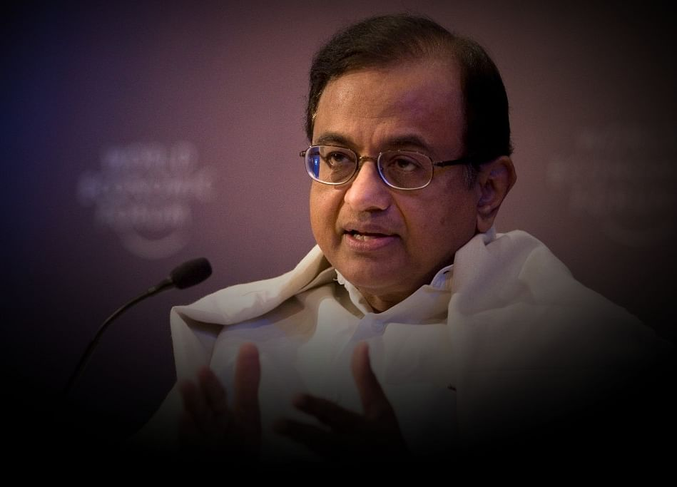Government Wants To Turn RBI Into A Board-Managed Company: Chidambaram